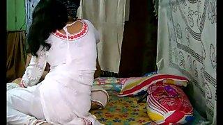 Savita bhabhi in white shalwar suit hardcore sex