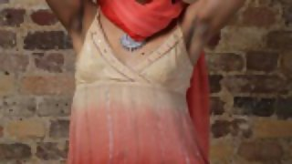 Indian girl namita in ghagra stripping her off
