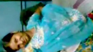Afhani bhabhi getting naughty with her hubby in bedroom