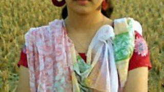 punjabi kurian from lahore posing on camera