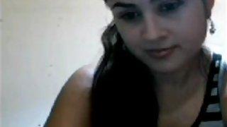 mumbai uni babe on webcam showing her worth assets