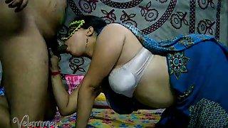 Velamma bhabhi real south Indian blowjob beauty