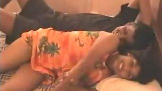 Srilankan girl with her boyfriend