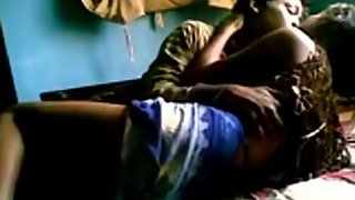 hot young Indian couple homemade sucking and fucking
